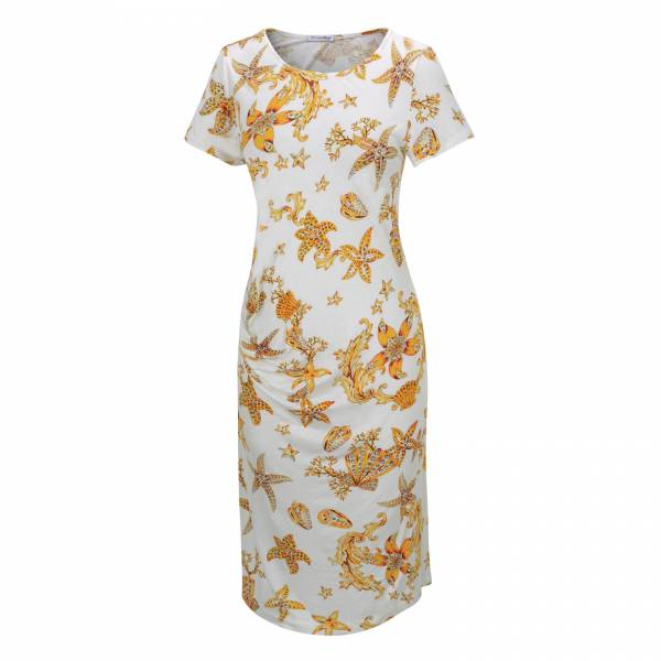 Kleid - Golden Seashell